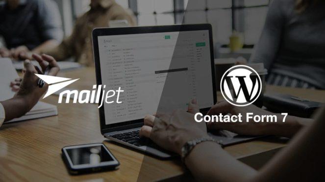 Lier le formulaire Contact Form 7 de WordPress à l'outil d'emailing Mailjet grâce à un plugin