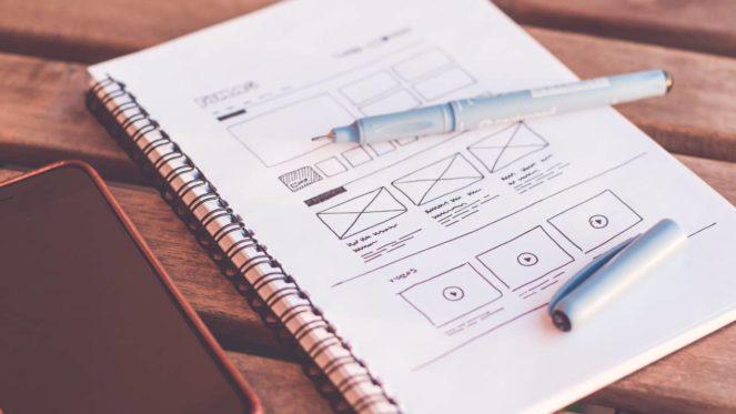 [Dossier] Les grandes étapes de création d'un site internet – Zoning, wireframe et maquettage
